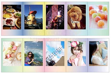 Terlaris Fujifilm Instax Mini Photo Paper Macaron Terlaris fujifilm instax mini monochrome