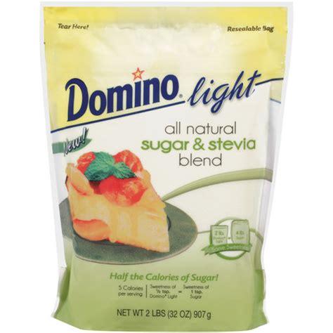 Dominos Light by Domino Light Sugar Stevia Blend 32 Oz Baking Walmart