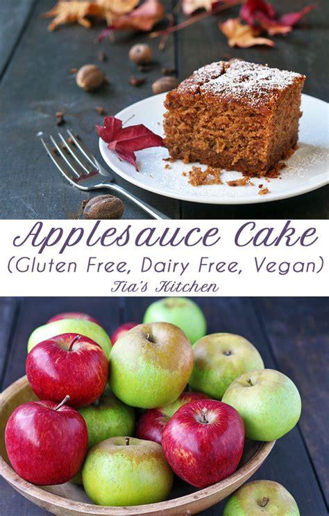 gluten free applesauce cake amazing applesauce cake vegan gluten free recipe