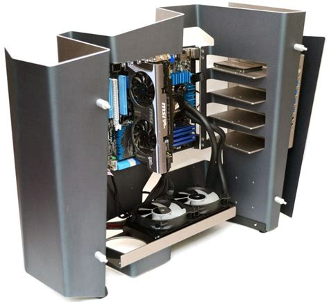 pc gestell in win s frame open air limited edition chassis review