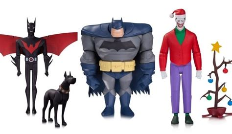 Tas G U C C I Ransella Series 06cg1030mcd batman the animated series collectible line expands to include batman beyond more