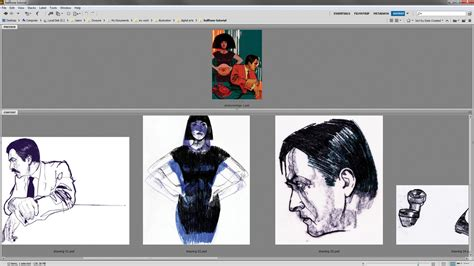 put pattern in photoshop photoshop tutorial add real texture to hand drawn