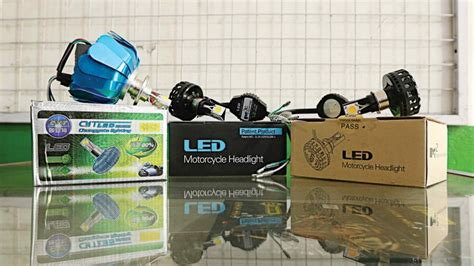 Lu Led Buat Motor pasang lu led buat motor and play