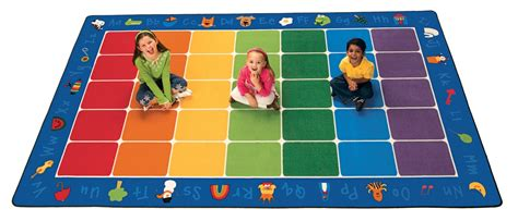daycare rugs for sale with phonics seating rug 84 x 134