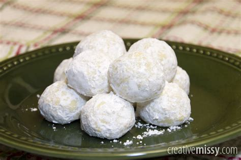 mexican wedding cookies without nuts snowball cookies