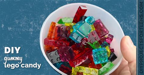 Awesome Cooking Gadgets by Gummy Lego Candy Diy Projects For Teens