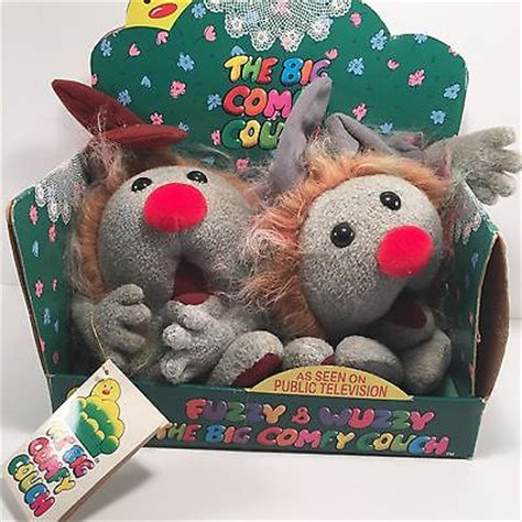 Big Comfy Dust Bunny by Big Comfy Tv Character Toys Toys