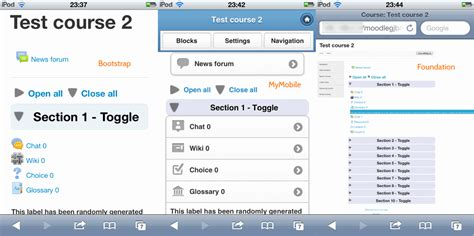 english themes for mobile moodle in english mobile themes