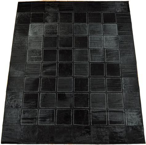teppich 160x200 teppich schwarz harzite
