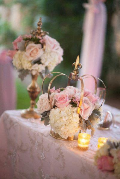1000 Images About Decorative Crown Centerpieces And Princess Wedding Centerpieces