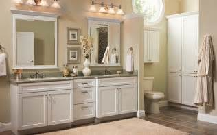 white cabinets are appropriate for bathroom remodel ideas