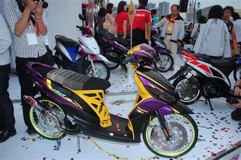 Modifikasi Motor Mio J by Gambar Modifikasi Motor Mio J Foto Modifikasi Motor Mio