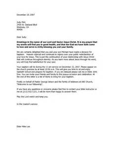 Baptismal Certificate Request Letter Sample Letters To Church Leaders Just B Cause