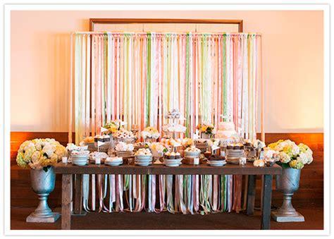 diy wedding table backdrop lake tahoe wedding greg real weddings 100