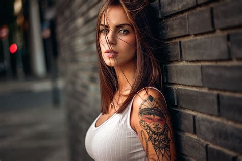 sexy tattoo girls wallpapers 75 images