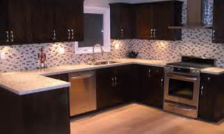 changing kitchen faucet do yourself tiles backsplash how to clean stainless steel backsplash