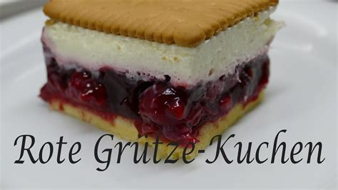 rote grütze kuchen rote grutze kuchen mit butterkeksen beliebte rezepte f 252 r