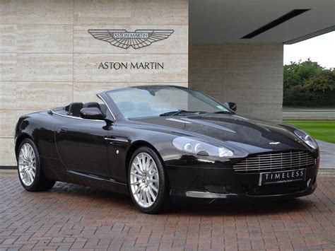 aston martin db9 volante used 2006 aston martin db9 volante v12 touchtronic for