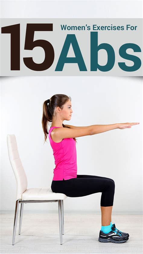 top  womens exercises  abs chairs  women