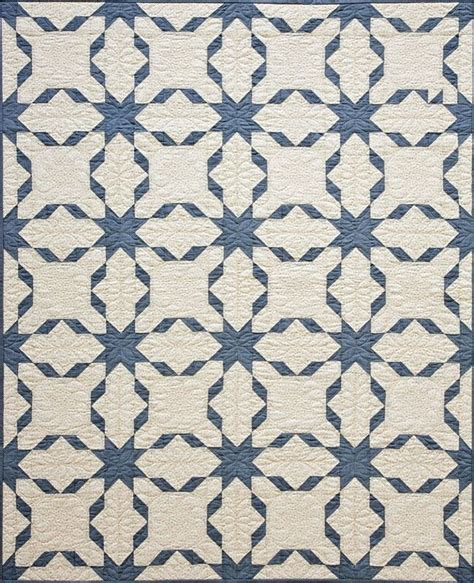 pattern for two color quilt two color quilt a quilt two colors pinterest