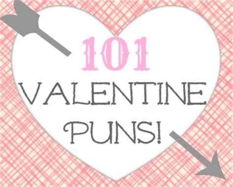 valentines day puns new wave domesticity 101 adorable puns