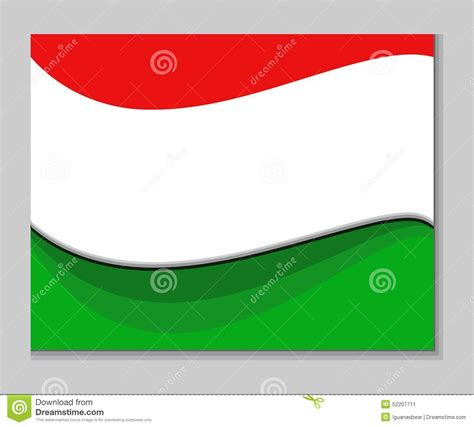 wallpaper red green white red white green wavy background stock vector image 52207711