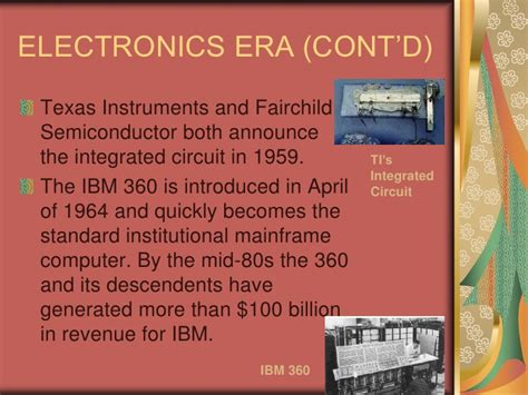 era of integrated circuits the integrated circuit era 28 images miraclestrucker kingdom computers and society third