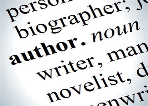 The Author author