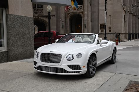 2018 Bentley Gtc by 2018 Bentley Continental Gtc Stock B1009 For Sale Near
