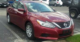 The Nissan Nissan Altima