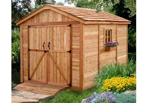 storage sheds spacemaker    outdoor living today