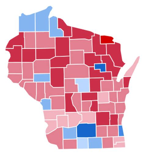 united states presidential election in wisconsin, 2016