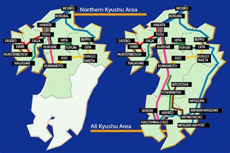 3 Days Northern Kyushu Jr Pass Tiket Japan Rail Jrpass Jepang buy the kyushu rail pass and save on travel with acp rail