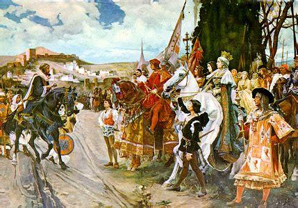 isabel la conquista del file reconquista rendicion granada jpg wikimedia commons