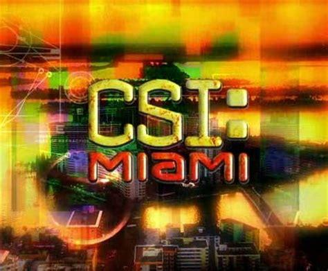 theme song csi miami which csi has the best theme song poll results csi