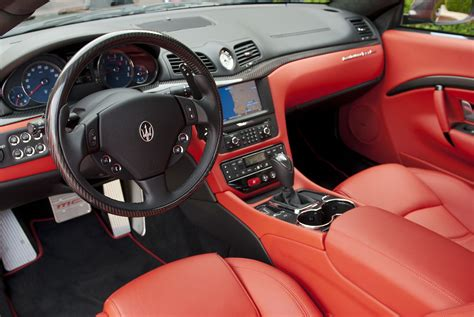 maserati grancabrio interior maserati granturismo mc european car magazine view all