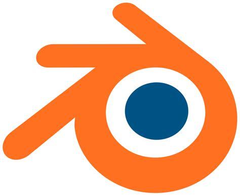 Blender Logo Template File Blender Logo No Text Svg Wikimedia Commons