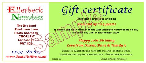 gift certificate terms and conditions template gift certificate template terms conditions choice image