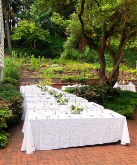 Leach Botanical Garden Wedding Leach Botanical Garden Best Portland Caterer Voil 224 Catering In Portland Oregon