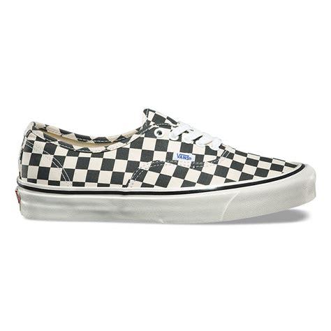 Vans Checkerboard Original vans anaheim factory authentic 44 dx checkerboard