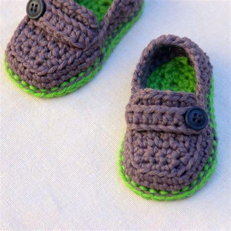 crochet loafers free pattern crochet pattern baby boy lil loafers pattern