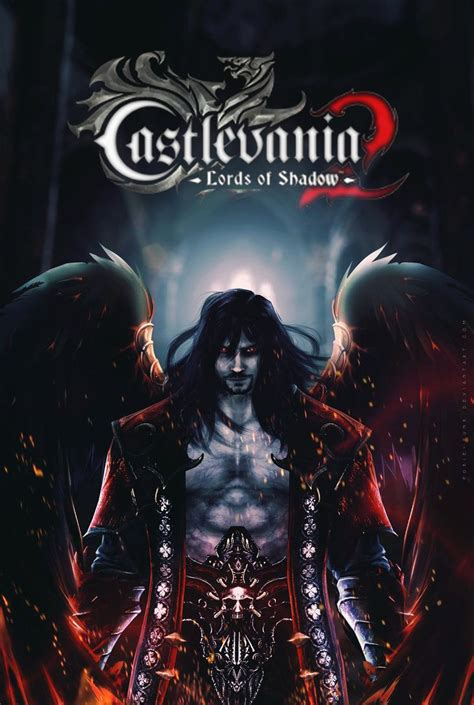 Lord Of The Shadows castlevania of shadow 2 dracul