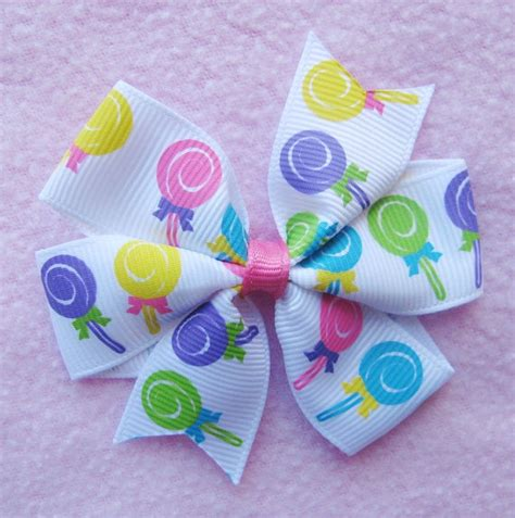How To Make Handmade Hair Bows - 78 ideas about handmade hair bows on handmade