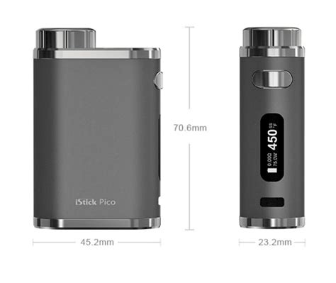 Eleaf I Stick Pico 75w Fullset Plus Batrai Effest Lg Hg2 eleaf istick pico 75w preview vaping360