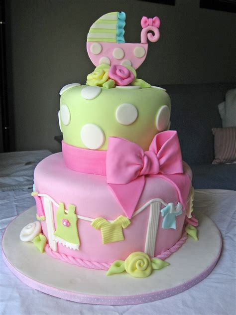 Baby Birthday Cake by Baby Shower Cake Ideas Wallpaper