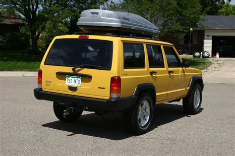 jeep cherokee yellow the jeep wheels thread mj tech modification and
