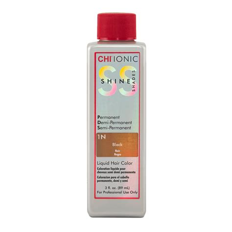 chi hair color chi ionic shine shades liquid hair color farouk cosmoprof