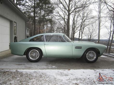 Aston Martin For Sale By Owner by 1961 Aston Martin Db4 One Owner 30 Years Outstanding