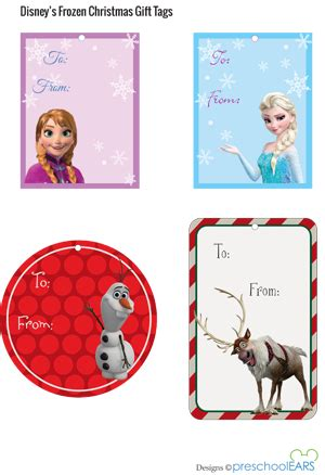 disney holiday gift tags 5 best images of disney printable gift tags disney printable tags free