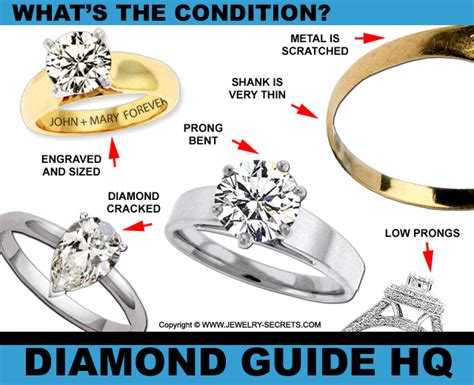 The Second Condition buying diamonds second jewelry secrets